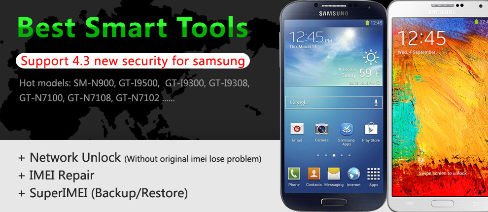 Support 4.3 new security for samsung